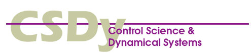 Control Sciences and Dynamical Systems